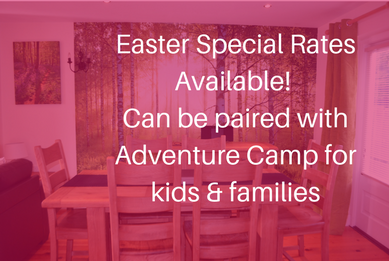 easter self catering